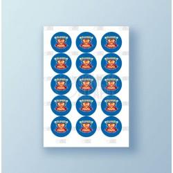 Papel de azúcar galletas Comunión 4