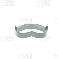 Cortador metálico bigote