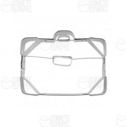 Cortador metálico maleta